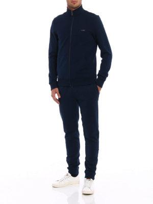 Michael Kors: Sweatshirts & Sweaters online - Stretch cotton zipped sweatshirt