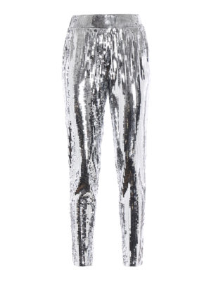 Michael Kors: Tailored & Formal trousers - Sequin pull-on trousers