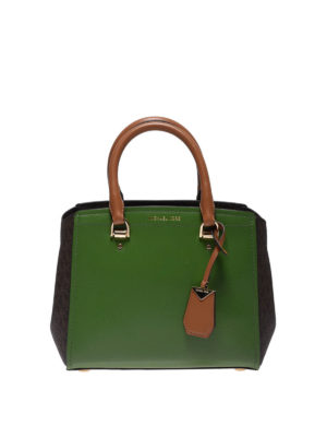 MICHAEL KORS: shopper - Borsa messenger Benning media