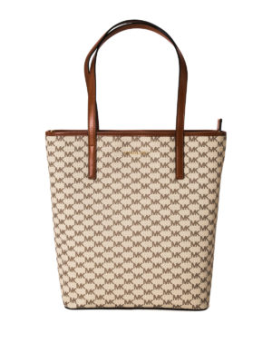 Michael Kors: totes bags - Emry logo vertical shopping bag