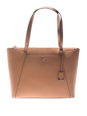 Michael Kors: totes bags - Maddie leather tote