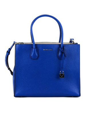 Michael Kors: totes bags - Mercer L leather tote