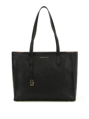 Michael Kors: totes bags - Mercer top zip tote