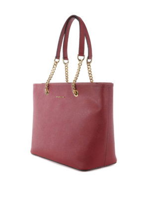 Michael Kors: totes bags online - Jet Set Travel Chain medium tote