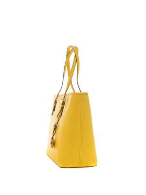 Michael Kors: totes bags online - Jet Set Travel leather medium tote