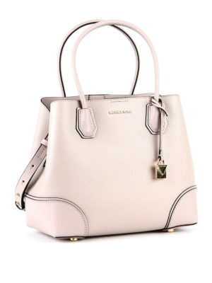 Michael Kors: totes bags online - Mercer Gallery M leather bag