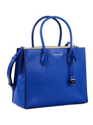Michael Kors: totes bags online - Mercer L leather tote