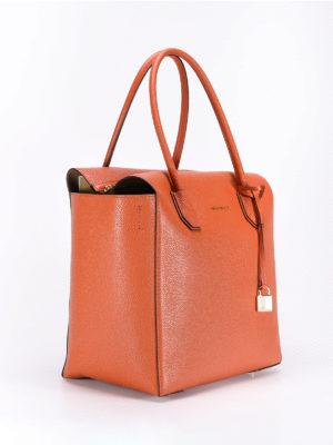 Michael Kors: totes bags online - Mercer leather handbag