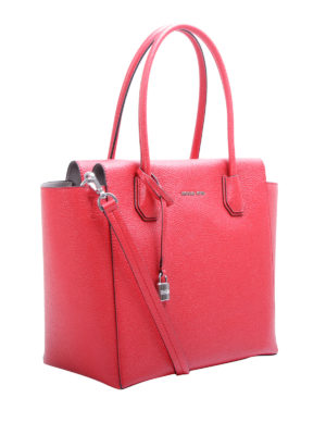 Michael Kors: totes bags online - Mercer leather tote bag
