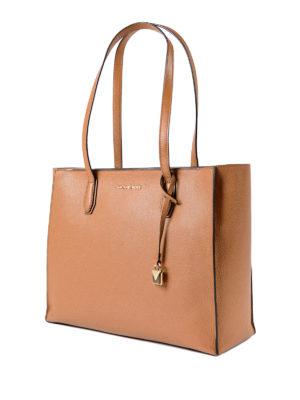 Michael Kors: totes bags online - Mercer top zip large tote