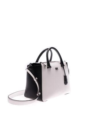 Michael Kors: totes bags online - Nolita two-tone leather bag