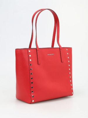 Michael Kors: totes bags online - Rivington large studded tote