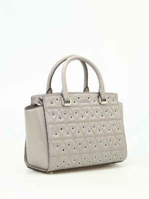 Michael Kors: totes bags online - Selma medium shopper with eyelets