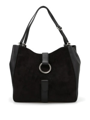 Michael Kors: totes bags - Quincy large tote