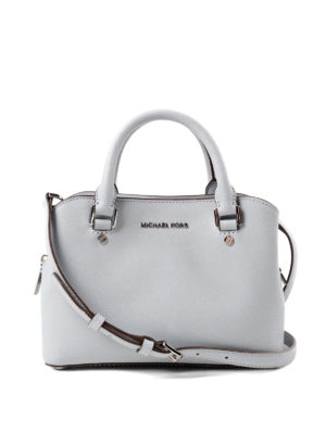 Michael Kors: totes bags - Savannah small hand bag