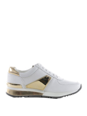 Michael Kors: trainers - Leather sneakers