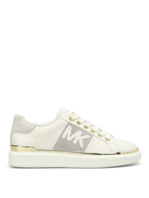Michael Kors: trainers - Max leather sneakers