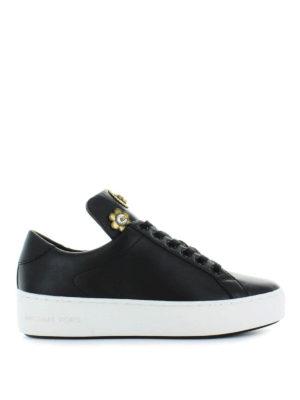 MICHAEL KORS: sneakers - Sneaker Mindy con maxi linguetta decorata