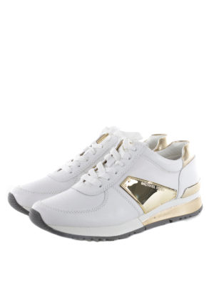 Michael Kors: trainers online - Leather sneakers