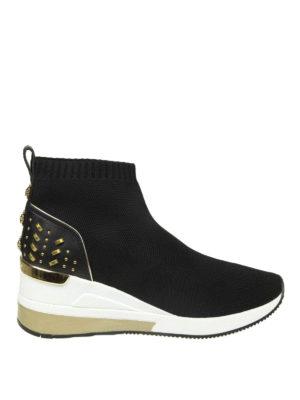 MICHAEL KORS: sneakers - Sneaker a calza Sktler