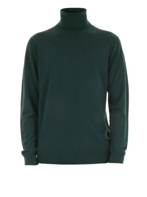 Michael Kors: Turtlenecks & Polo necks - Extra fine merino wool turtleneck
