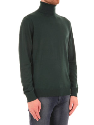 Michael Kors: Turtlenecks & Polo necks online - Extra fine merino wool turtleneck