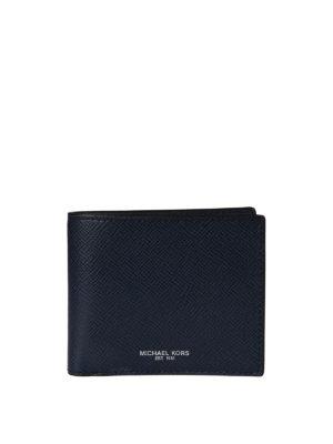 Michael Kors: wallets & purses - Harrison leather billfold wallet