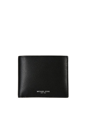 Michael Kors: wallets & purses - Harrison leather wallet
