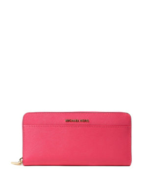 Michael Kors: wallets & purses - Jet Set continental leather wallet