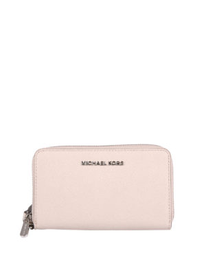 Michael Kors: wallets & purses - Jet Set Travel smartphone wallet