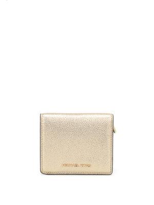 Michael Kors: wallets & purses - Mercer hammered leather wallet