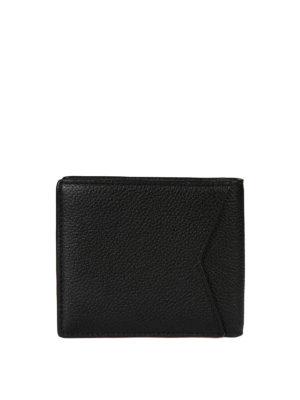 Michael Kors: wallets & purses online - Hammered leather bi-fold wallet