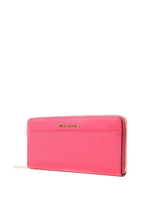 Michael Kors: wallets & purses online - Jet Set continental leather wallet