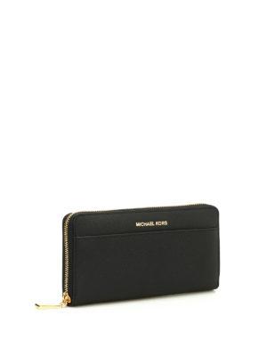 Michael Kors: wallets & purses online - Jet Set continental wallet