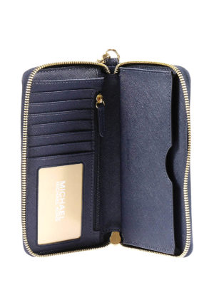 Michael Kors: wallets & purses online - Jet Set Travel smartphone wallet