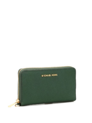 Michael Kors: wallets & purses online - Jet Set Travel smartphone wallet