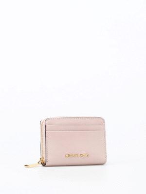 Michael Kors: wallets & purses online - Money Pieces zip around card case