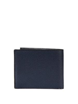 Michael Kors: wallets & purses online - Silver-tone logo detailed wallet