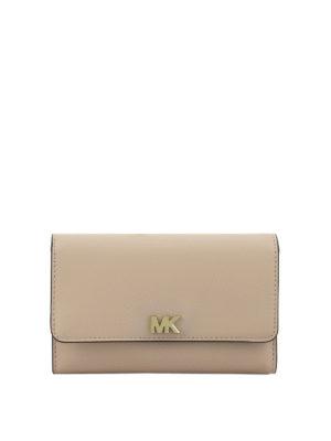3ec4d47e615d MICHAEL KORS: portafogli - Portafoglio pelle con tasca per smartphone