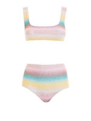 MISSONI: bikini - Bikini due pezzi con lurex