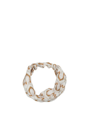 Missoni: hair accessories - Lightweight knitted head band