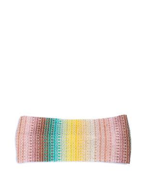 MISSONI: accessori per capelli - Fascia in viscosa multicolore