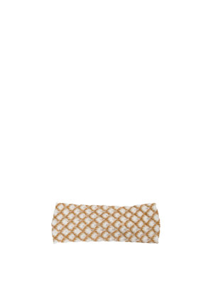 Missoni: hair accessories online - Lightweight knitted head band