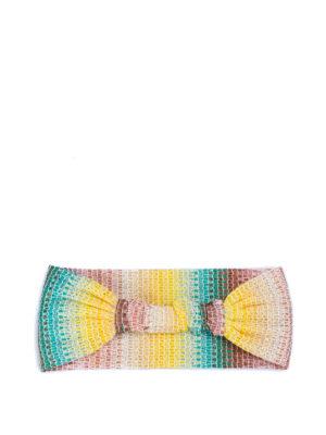 MISSONI: accessori per capelli online - Fascia in viscosa multicolore