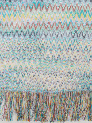 Missoni: Stoles & Shawls online - See-through multicolour shawl