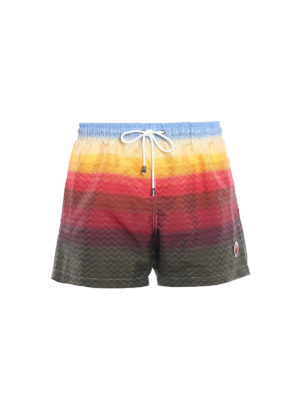 Missoni: Swim shorts & swimming trunks - Multicolor swim shorts