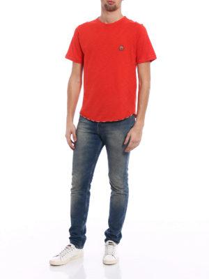 Missoni: t-shirts online - Multicolour patch T-shirt