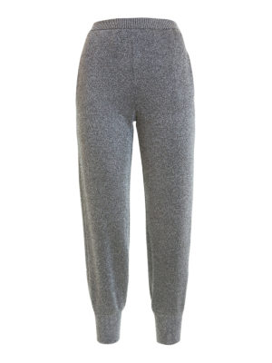 Missoni: tracksuit bottoms - Lurex inserts jogging trousers