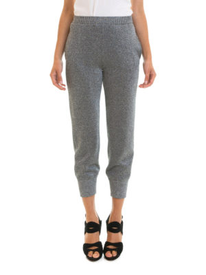 Missoni: tracksuit bottoms online - Lurex inserts jogging trousers
