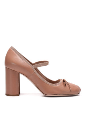 Miu Miu: court shoes - Nappa leather pumps